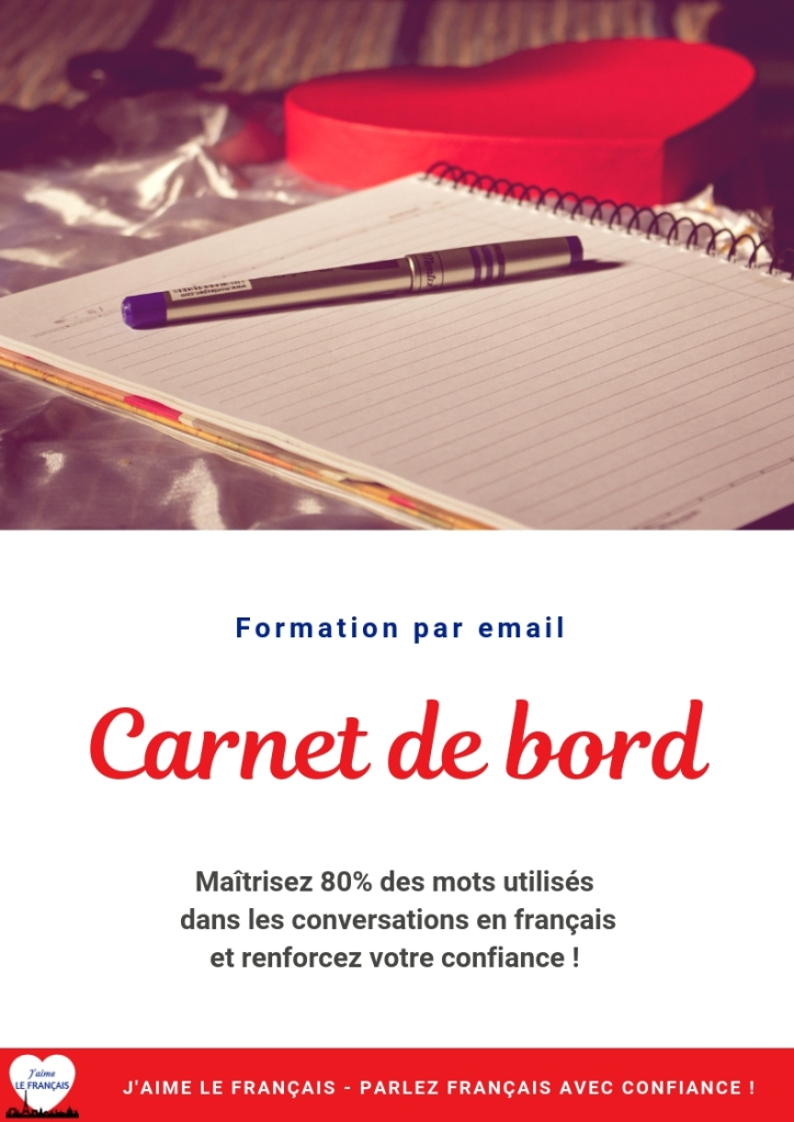 notebook formation français